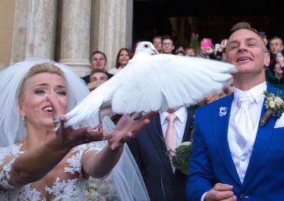 co darovat na svadbu